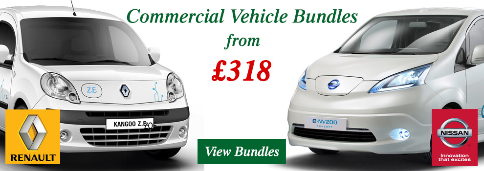 Commercial Electric Vehicle Bundles