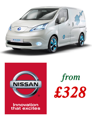Nissan e-NV200 Bundle