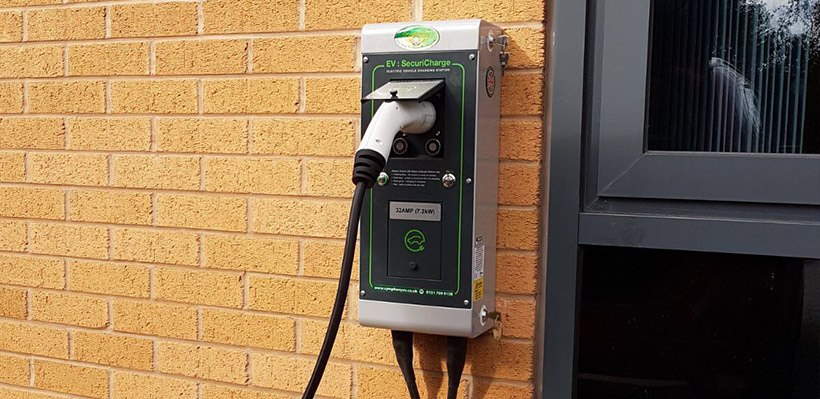 Fast Charging Points
