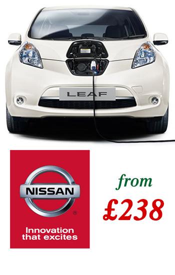 Nissan Leaf Bundle