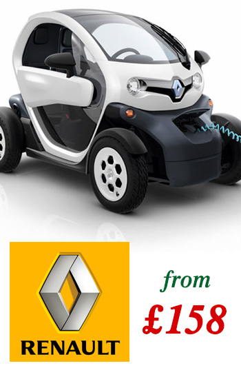 Renault Twizy Bundle