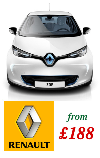Renault Zoe Bundle