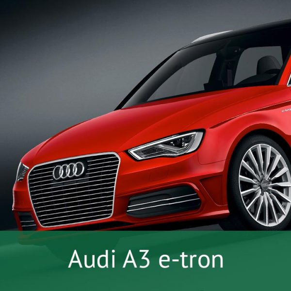 Audi A3 e-Tron Charging Cables