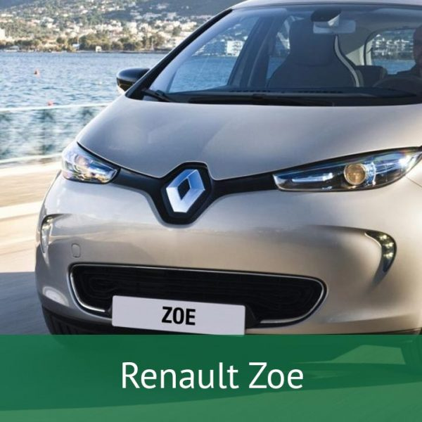 Renault Zoe Charging Cables