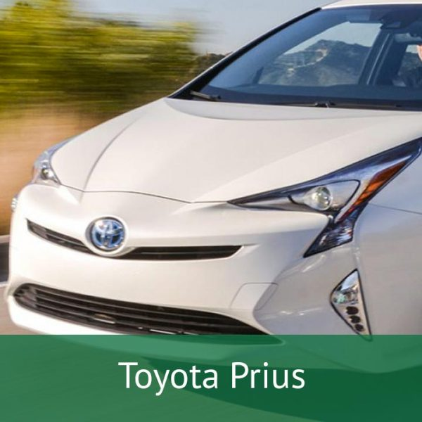 Toyota Prius Charging Cables