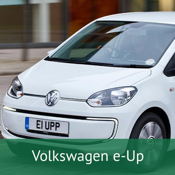 Volkswagen e-Up Charging Cables