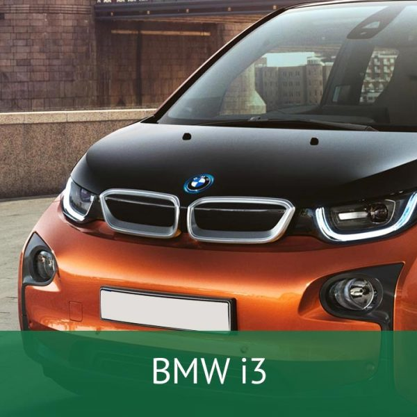 BMW i3 Charging Cables