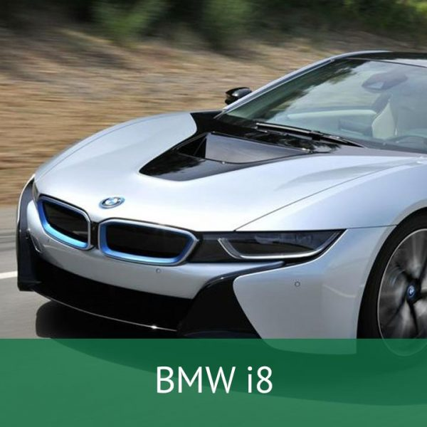 BMW i8 Charging Cables