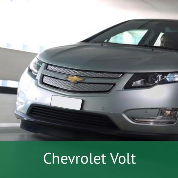 Chevrolet Volt Charging Cables