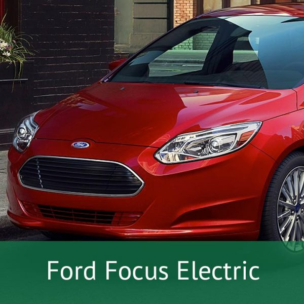 Ford Focus Electric Charging Cables