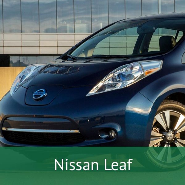 Nissan Leaf V1 Charging Cables