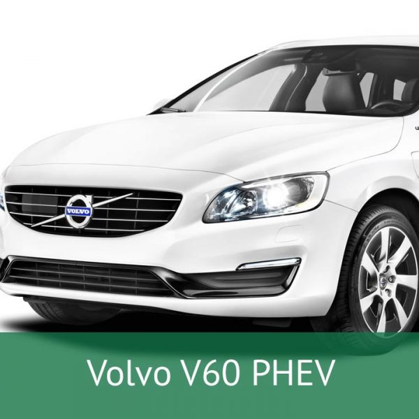 Volvo V60 PHEV Charging Cables