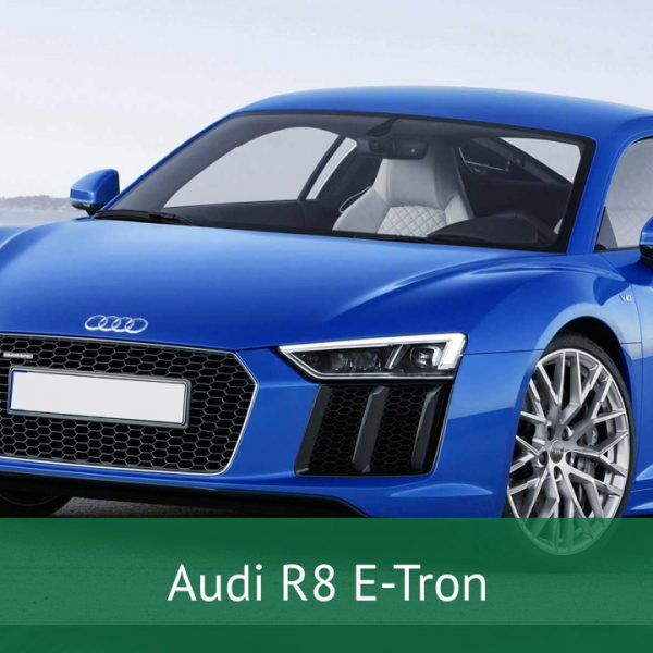 Audi R8 E-Tron Charging Cables