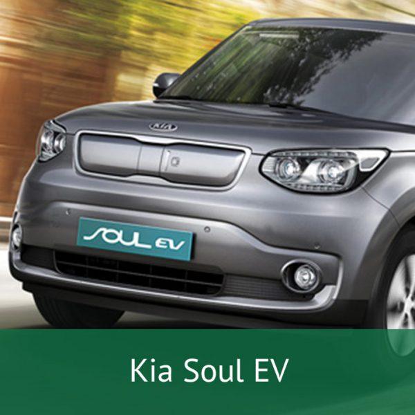 Kia Soul EV Charging Cables