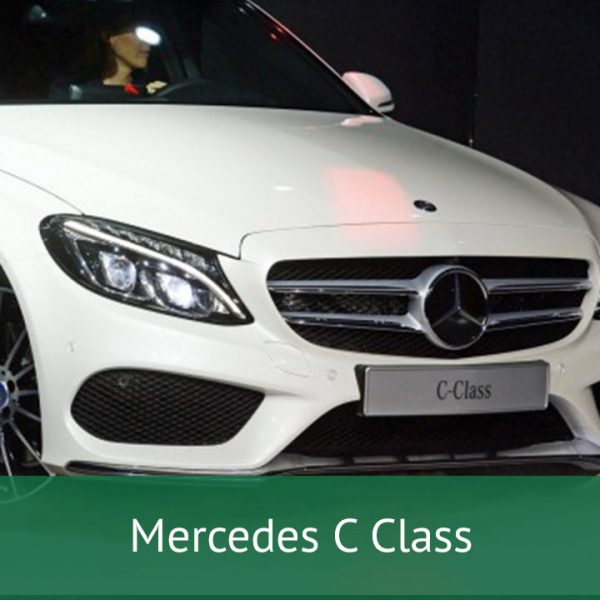 Mercedes C Class Charging Cables