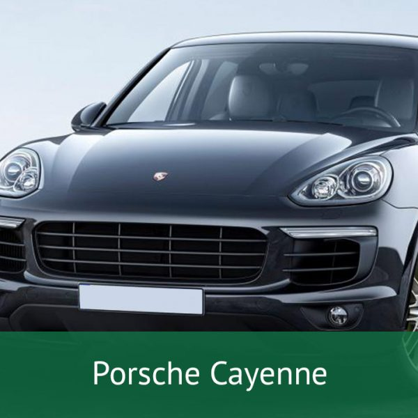 Porsche Cayenne Charging Cables