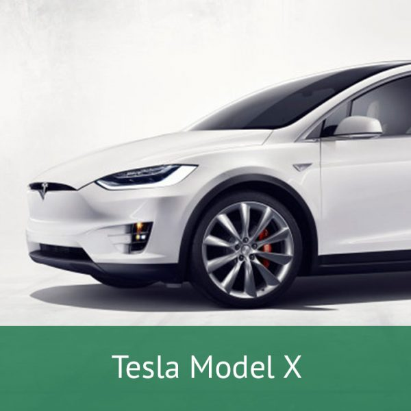 Tesla Model X Charging Cables