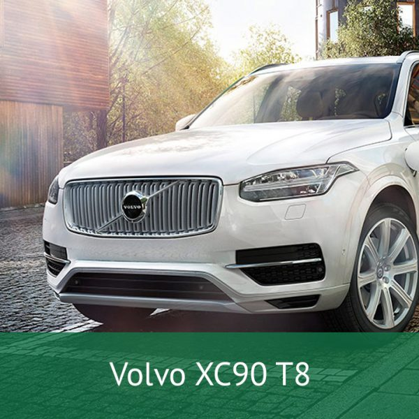 Volvo XC90 T8 Charging Cables