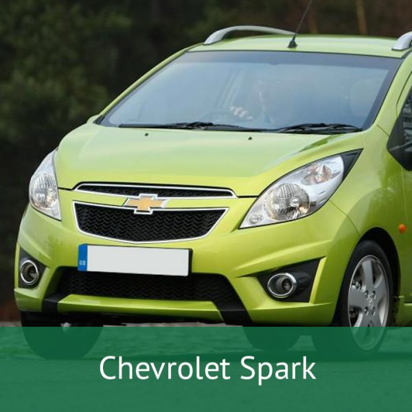 Chevrolet Spark Charging Cables