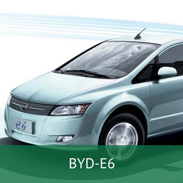 BYD-E6 Charging Cables