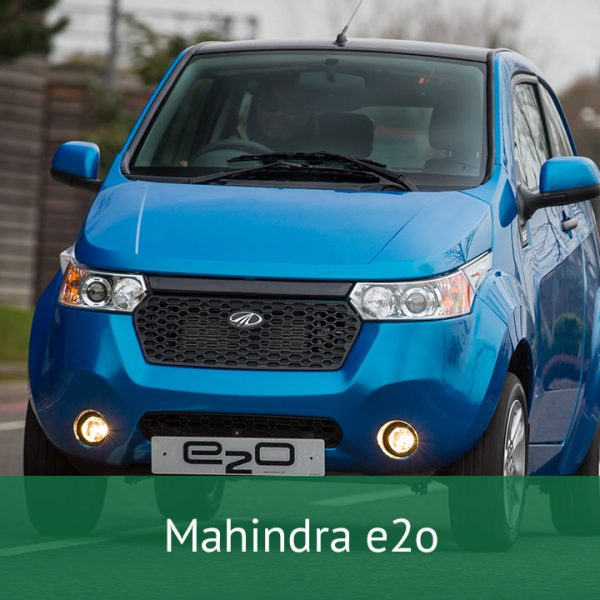 Mahindra e2o Adapters