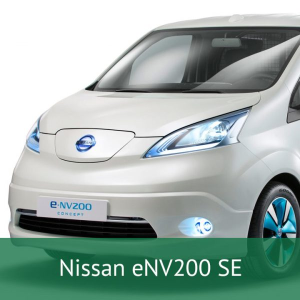 Nissan eNV200 SE Charging Cables