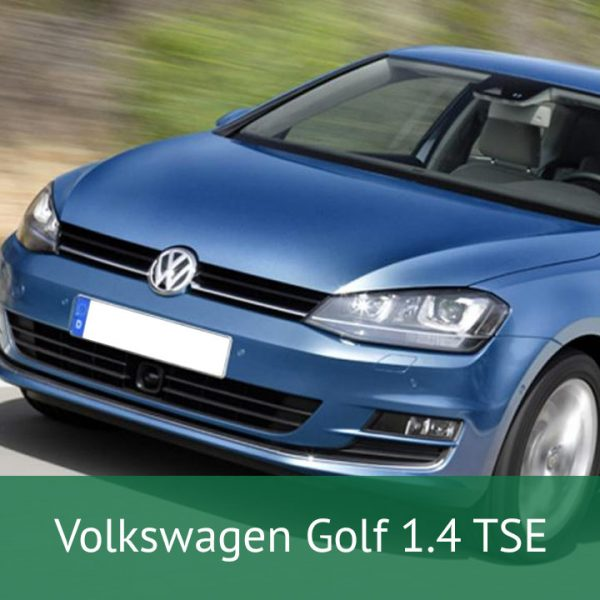 Volkswagen Golf 1.4 TSE Charging Cables