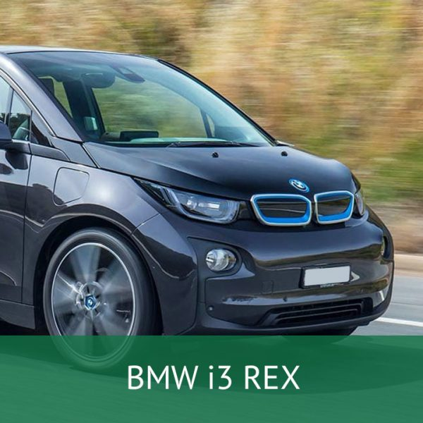BMW i3 REX Charging Cables