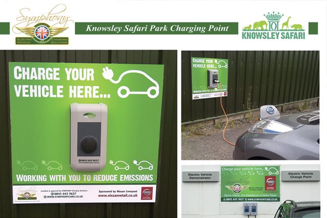 Knowsley Safari Park Goes Green