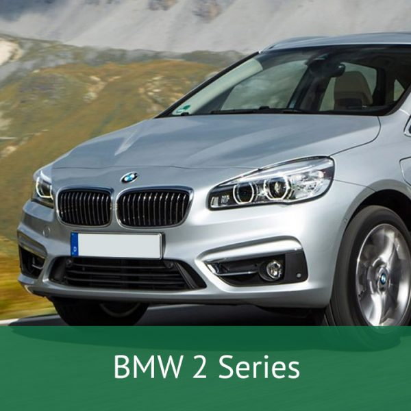 BMW 2 Series Charging Cables