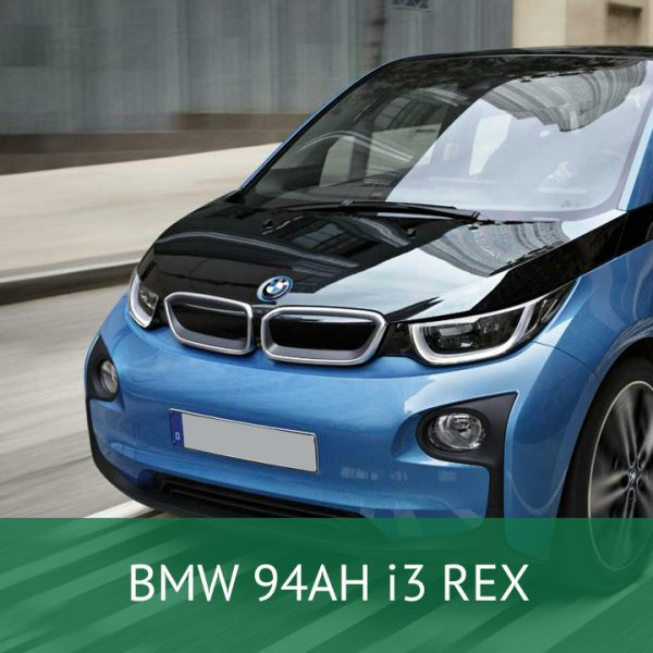 BMW 94AH i3 REX Charging Cables