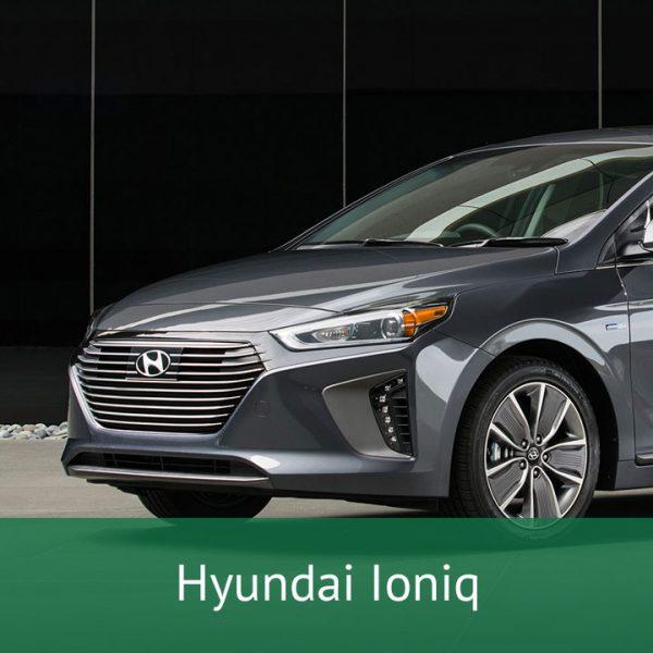 Hyundai Ioniq Charging Cables