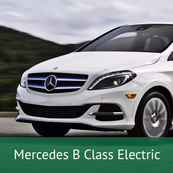 Mercedes B Class Electric Charging Cables