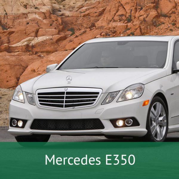 Mercedes E350 Charging Cables