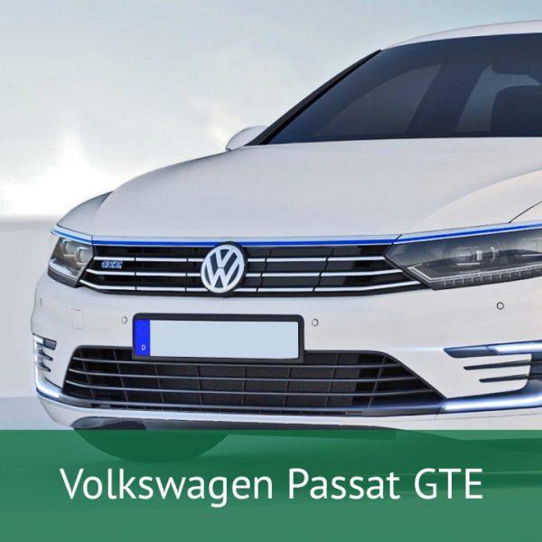 Volkswagen Passat GTE Charging Cables