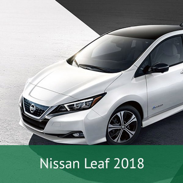 Nissan Leaf 2018 V2 Charging Cable