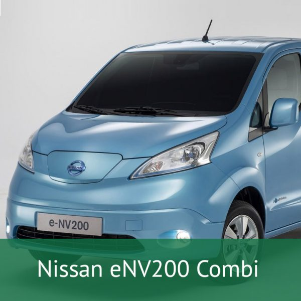 Nissan eNV200 SE 5 Seater Combi Van Charging Cable
