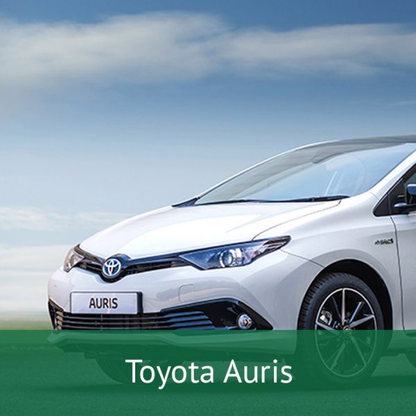 Toyota Auris Charging Cables