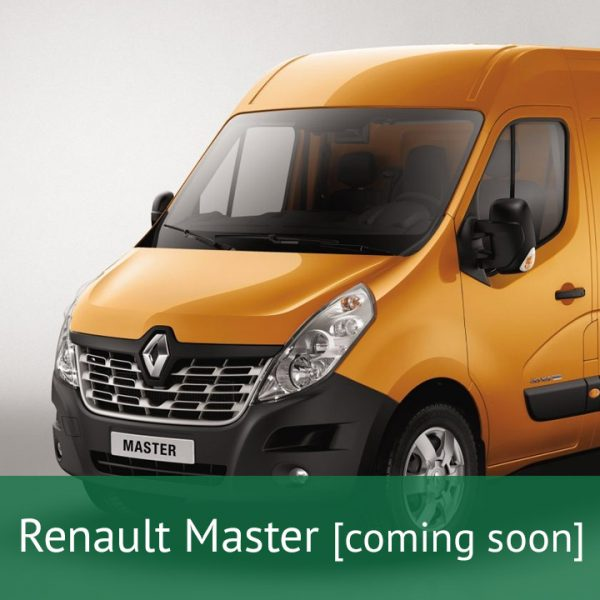Renault Master Charging Cables