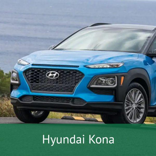 Hyundai Kona Charging Cables