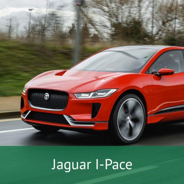 Jaguar I-Pace Charging Cables