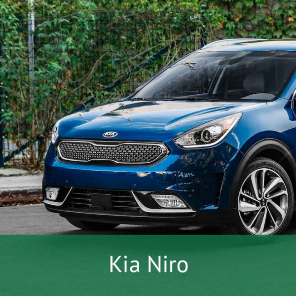 Kia Niro Charging Cables