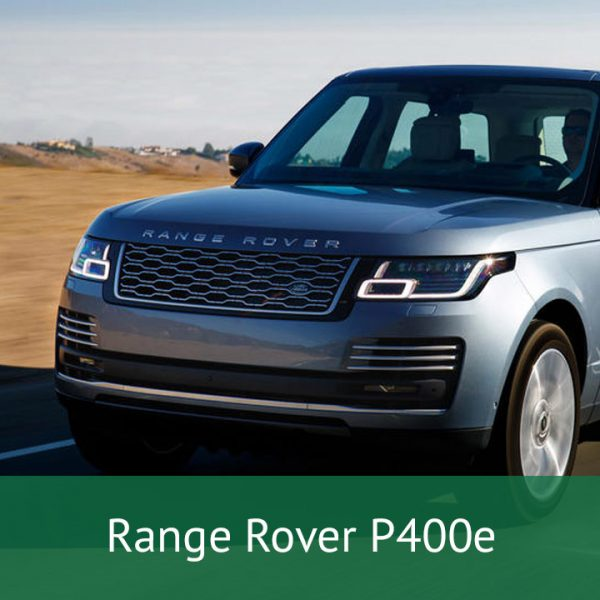 Range Rover P400e Charging Cables