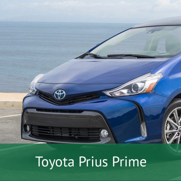 Toyota Prius Prime Charging Cables