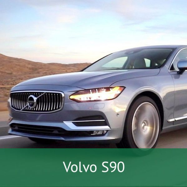 Volvo S90 Charging Cables