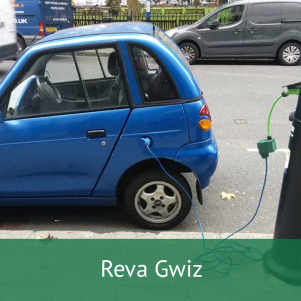 Reva Gwiz Adapters