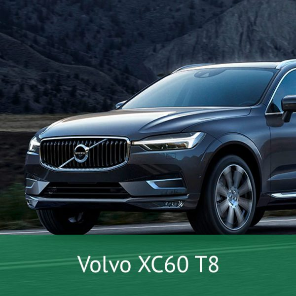 Volvo XC60 T8 Charging Cables