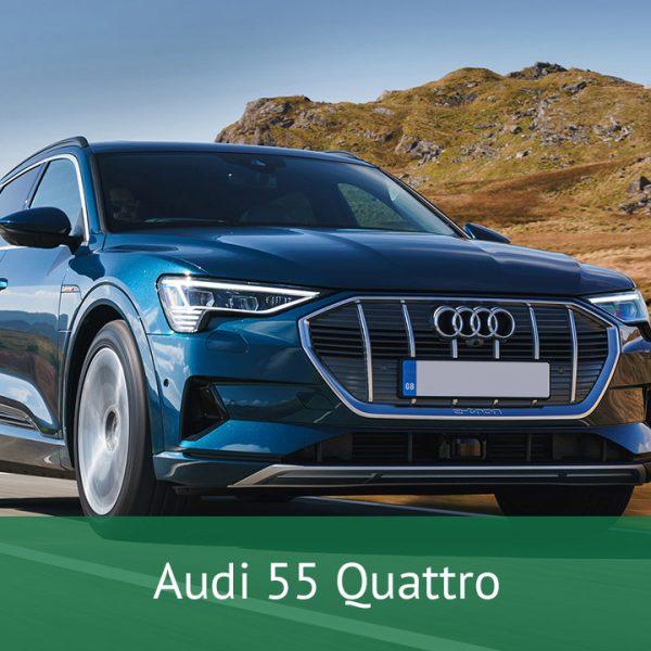Audi 55 Quattro Charging Cables