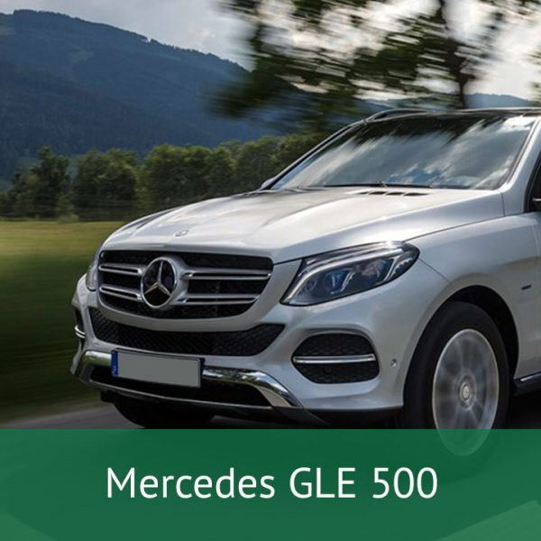 Mercedes GLE 500 Charging Cables