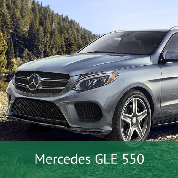 Mercedes GLE 550 Charging Cables